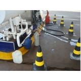 empresa de teste estanqueidade tanque diesel Aracaju