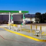 empresa que faz laudo elétrico de postos de combustível Florianópolis