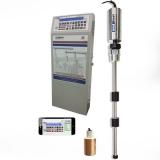 equipamentos para ensaio volumétrico em postos