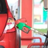 gerenciamento de combustível