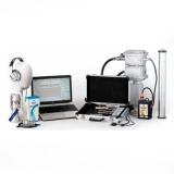 kit equipamentos ensaio não volumétrico