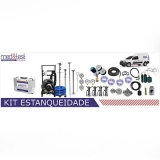 kit completo de teste de estanqueidade