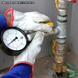 laudo de estanqueidade de gás de prevenção Goiânia