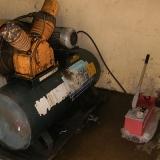 laudo de compressor técnico