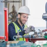 laudo de estanqueidade de gás de prevenção