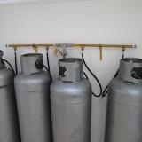 laudo de estanqueidade de tubulação de gás