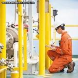 laudo de estanqueidade gás