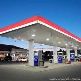 manutenção em postos de combustível