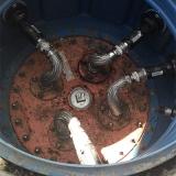 medição em tanque de combustível Macapá