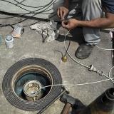 medições em tanques de posto de combustível Belém
