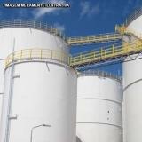 orçamento de requalificação tanques de combustível Amazonas