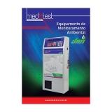 sistemas de medições de tanque e monitoramento ambiental Tocantins