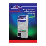 sistemas para medições em tanque Ceará