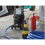 teste de estanqueidade em tanque de combustível Natal