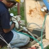teste de estanqueidade para tubulações de gás valor Belo Horizonte