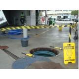 teste de estanqueidade em tanque de combustível