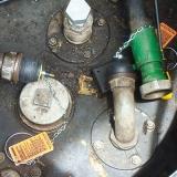 teste de fissuras em tubulações de gás Campo Grande
