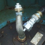 teste de estanqueidade para tubulações de gás