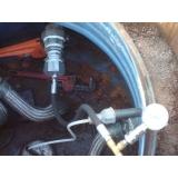 testes de estanqueidade para tanques de combustível Boa Vista
