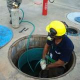 teste de vazamento em tanques de combustível