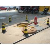testes estanqueidade tanques combustível Piauí