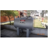 testes estanqueidade tanques diesel Rio Grande do Sul